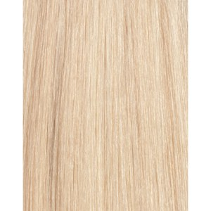 100% Remy Colour Swatch Hair Extension de Beauty Works - La Blonde 613/24