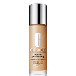 Clinique Beyond Perfecting Foundation and Concealer -meikkivoide ja peitevoide, 30ml