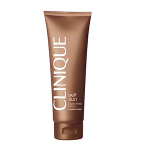 Clinique Body Tinted Lotion Hell Medium 125ml
