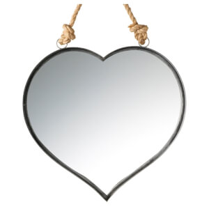Parlane Heart Mirror