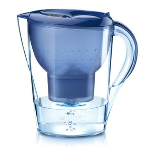 BRITA Marella XL Cool Water Filter Jug - Blue (3.5L)