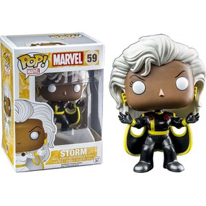 Marvel X-Men Storm Black Suit Exclusive Funko Pop! Vinyl