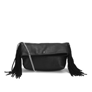Fiorelli Women's Tyra Tassel Clutch Bag - Black