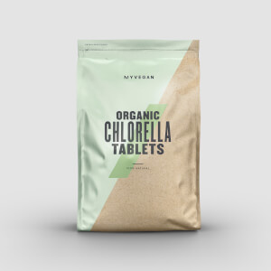 Clorella Biologica in Compresse