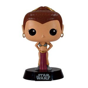 Star Wars Slave Leia Pop! Vinyl Bobble Head