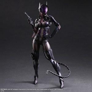 Square Enix DC Comics Catwoman Variant Play Arts Kai 12 Inch Figure