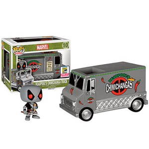 Deadpool XForce Chimichanga Pop! Vinyl Vehicle