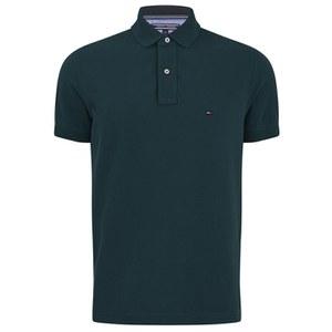 Tommy Hilfiger Men's Slim Fit Polo Shirt - Dark Green