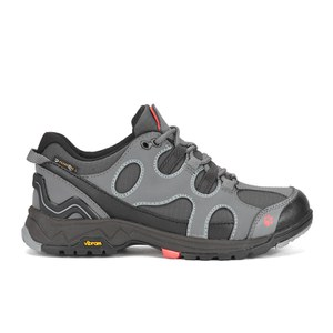 Jack Wolfskin Women's Crosswind Shoes - Tarmac Grey