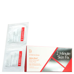 Dr Dennis Gross Extra Strength Alpha Beta Peel - Ekstra Strength (5 Packettes)
