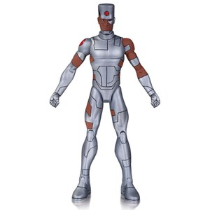 DC Comics Designer Actionfigur Teen Titans Earth One Cyborg by Terry Dodson