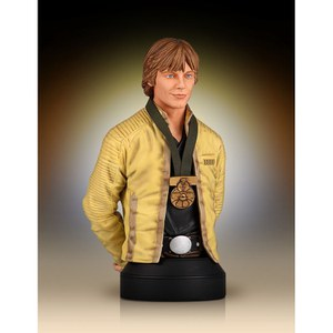 Gentle Giant Star Wars Luke Skywalker Hero Of Yavin 1:6 Scale Bust