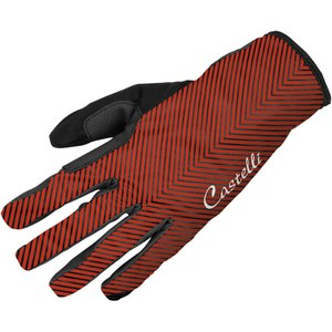 Castelli Women's Illumina Gloves - Black/Red