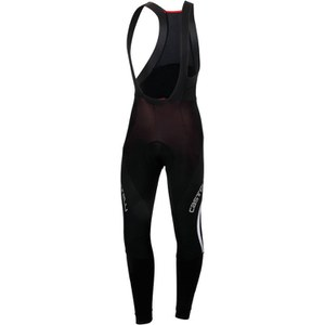 Castelli Sorpasso Wind Bib Tights - Black