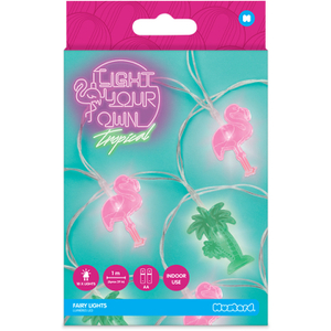 Tropical String Lights (Battery Powered): Image 3
