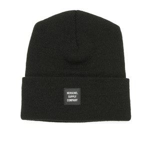 Herschel Supply Co. Men's Abbott Beanie Hat - Black