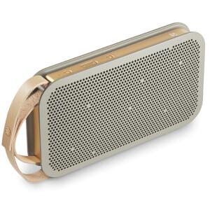 Bang & Olufsen BeoPlay A2 Bluetooth Speaker - Grey