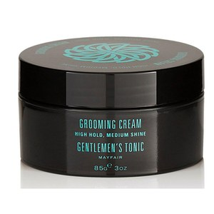 Gentlemen's Tonic Hair Styling Grooming Cream (85g): Image 1