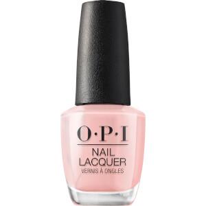 Laque à ongles Nuances douces d'OPI - Passion (15ml)