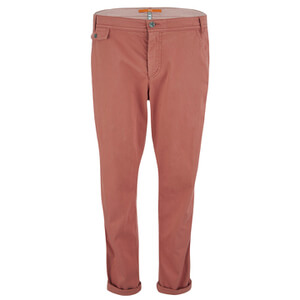 BOSS Orange Women's Sochini-D Trousers - Medium Pink