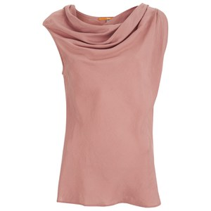 BOSS Orange Women's Ciory Blouse - Medium Pink