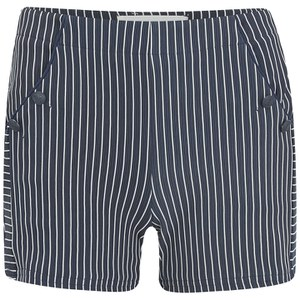 Vero Moda Women's Ingrid Nautical Shorts - Snow White Stripe