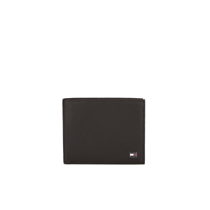 Tommy Hilfiger Men's Eton Mini Credit Card Wallet - Brown