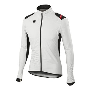 Sportful Hot Pack NoRain Jacket - White/Black