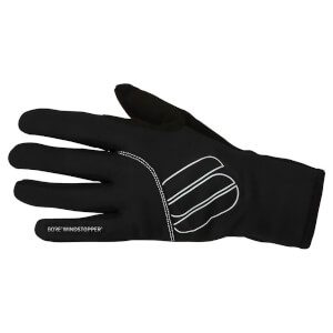 Sportful Women's Windstopper Essential Gloves - Black