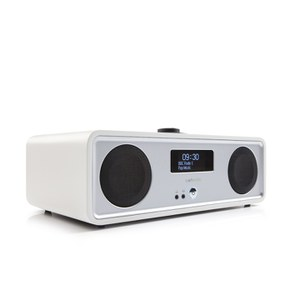 Ruark Audio R2 MKIII Tabletop Bluetooth and Wi-Fi Stereo - Soft White