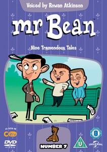 Mr Bean - Series 2 Volume 1