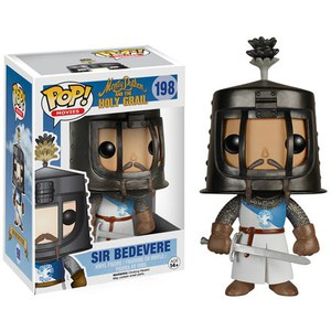 Monty Python and the Holy Grail Sir Bedevere Funko Pop! Vinyl