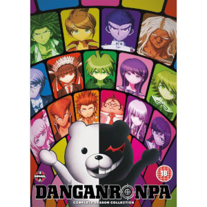 Danganronpa the Animation - Complete Season Collection