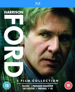 Coffret Collector Harrison Ford
