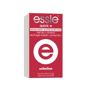 essie Nail Solutions Quick-E Drying Drops-Überlack