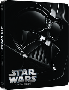 Star Wars Episode IV: A New Hope - Limited Edition Steelbook (UK EDITION)