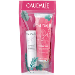Caudalie Rose de Vignes Lip & Hand Duo (Worth £11)