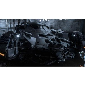 Hot Wheels Elite DC Comics Batman v Superman New Batmobile Diecast 1:18 Scale Model