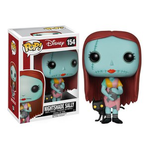 Figurine Pop! Nightshade Sally - Disney L'Étrange Noël de monsieur Jack