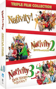 Nativity Triple Pack (Chunky)