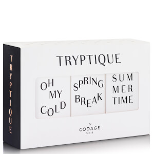CODAGE Tryptique Seasonal Treatment 3 x 10ml