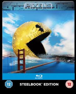 Pixels - Steelbook Édition Limitée