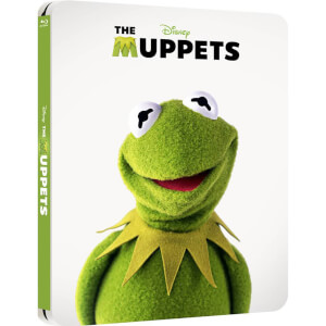The Muppets - Zavvi UK Exclusive Limited Edition Steelbook