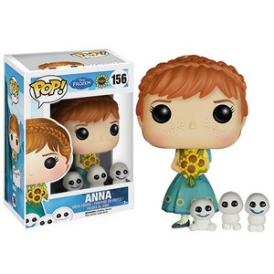 Frozen Fever Anna Funko Pop! Figuur