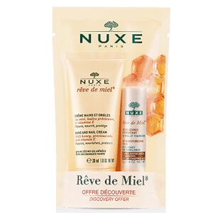 NUXE Rêve de Miel Discovery Pack (Worth £10.80)
