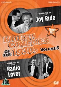 British Comedies of the 1930s - Vol. 5 (Joy Ride / Radio Lover)