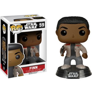 Star Wars: Das Erwachen der Macht (The Force Awakens) Finn  Pop! Vinyl Figur