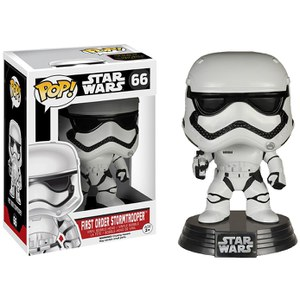 Figurine Pop! Stormtrooper Premier Ordre Star Wars, épisode VII : Le Réveil de la Force