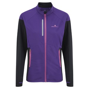 RonHill Women's Vizion Mistral Jacket - Wildberry/Black