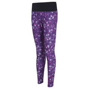 RonHill Women's Vizion Rhythm Tight - Wildberry Print